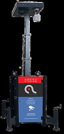 AEGS sécurité videosurveillance concarneau