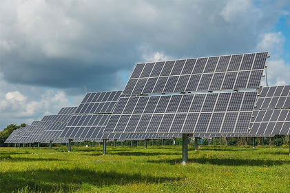 Parc éolien et photovoltaique