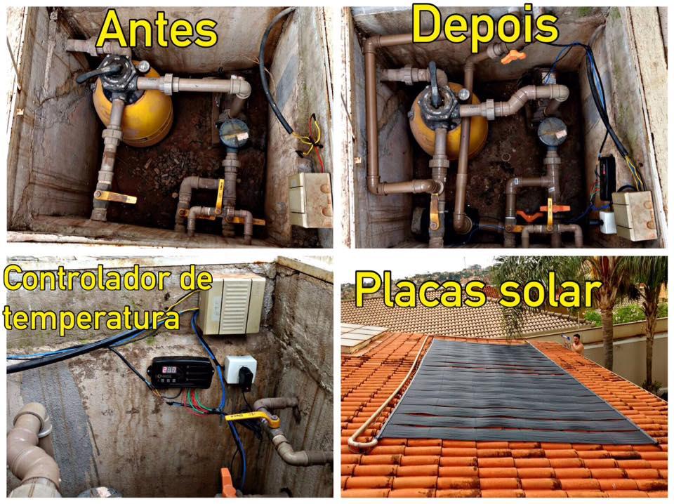 PLACA SOLAR E CASA DE MAQUINA