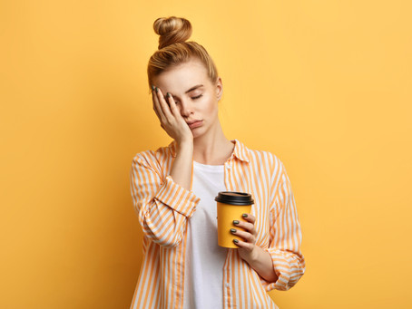 Is Anxiety keeping you up?