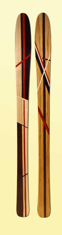 skis bois kenya