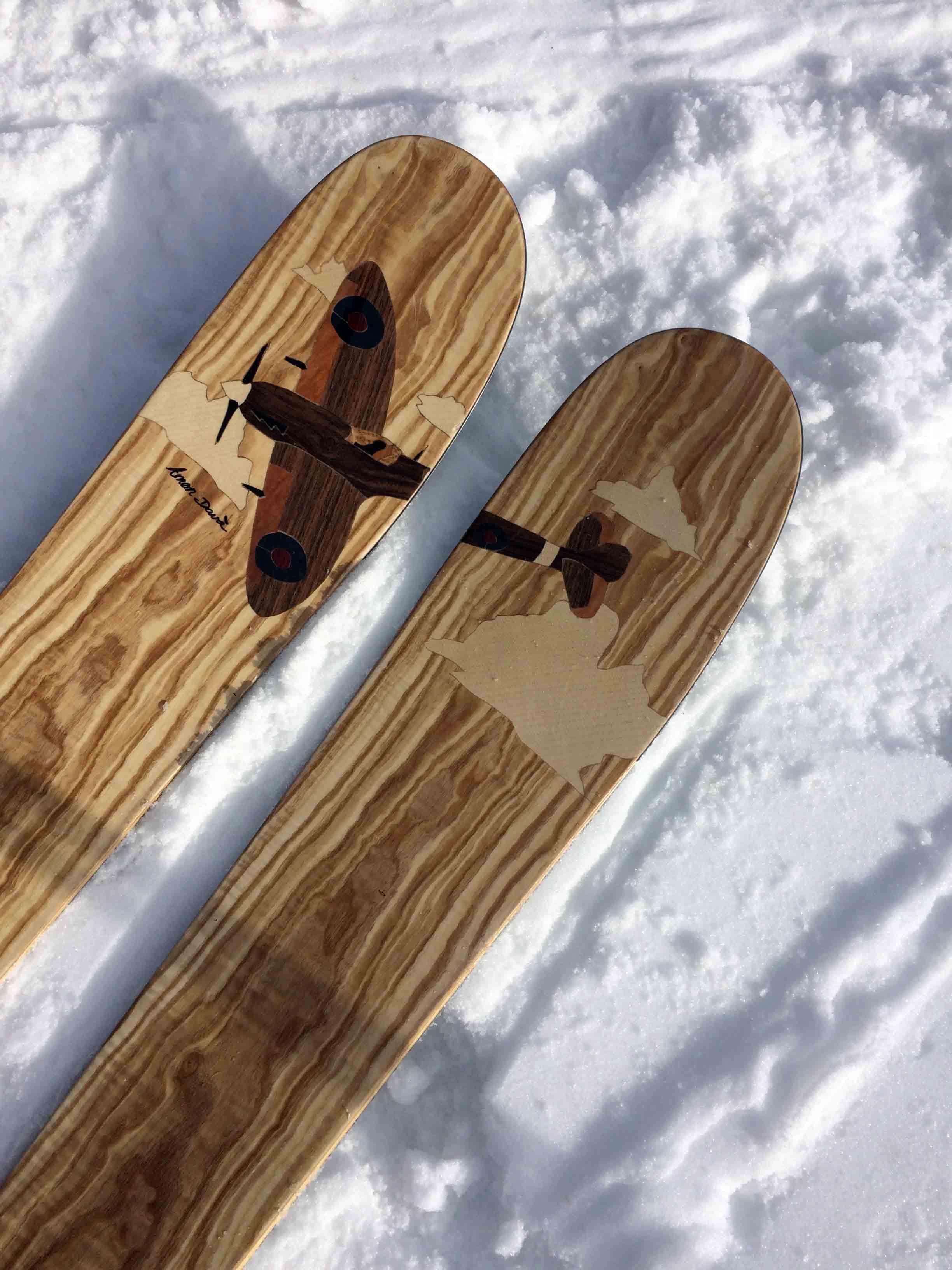 012 Amon Dava ski bois spitfire