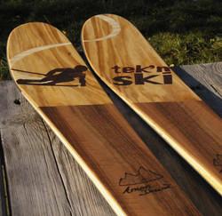 amon dava ski bois tekn ski