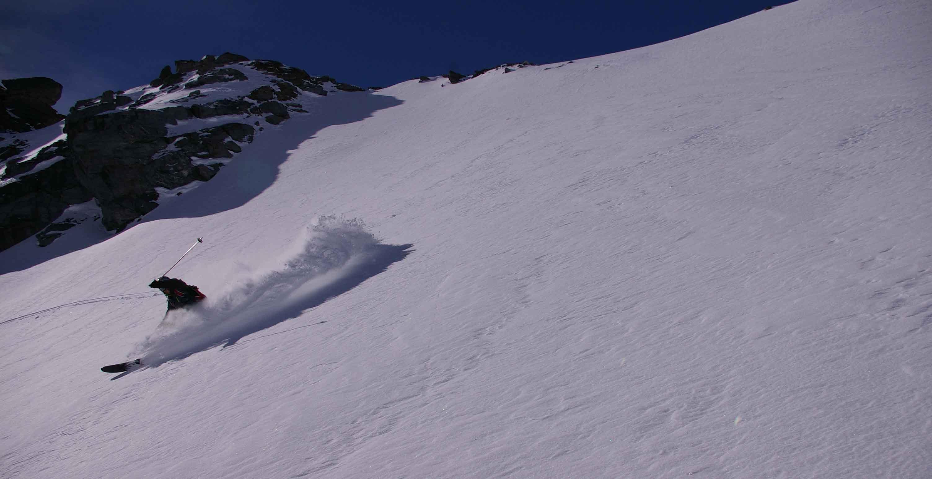 009 Amon Dava ski bois eddy