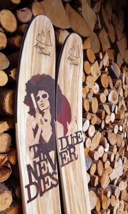 Amon Dava ski bois the dude is not dead.
