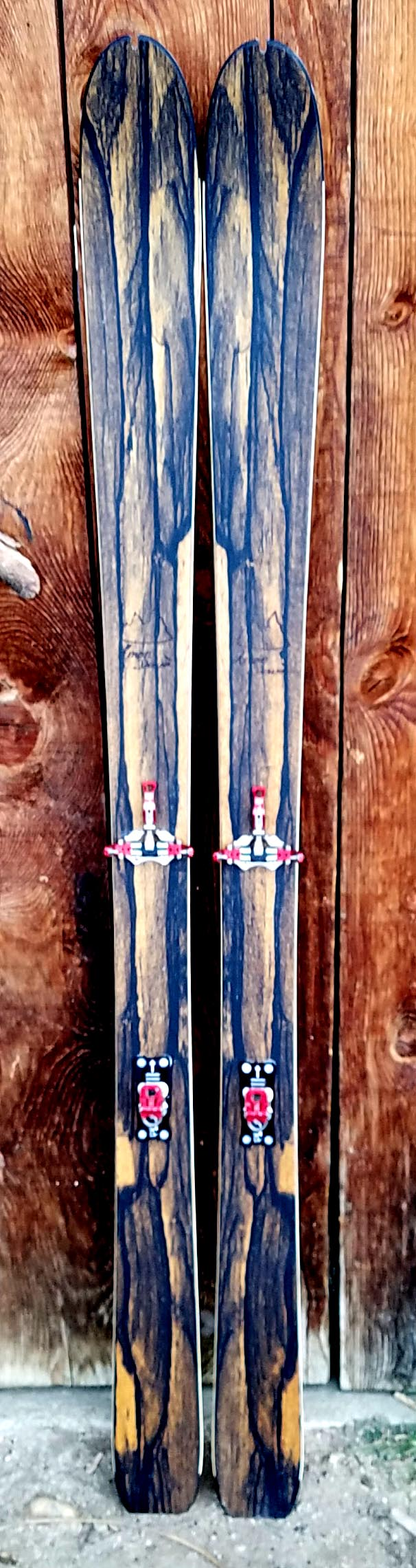 Amon Dava ski bois rando Fred ebene
