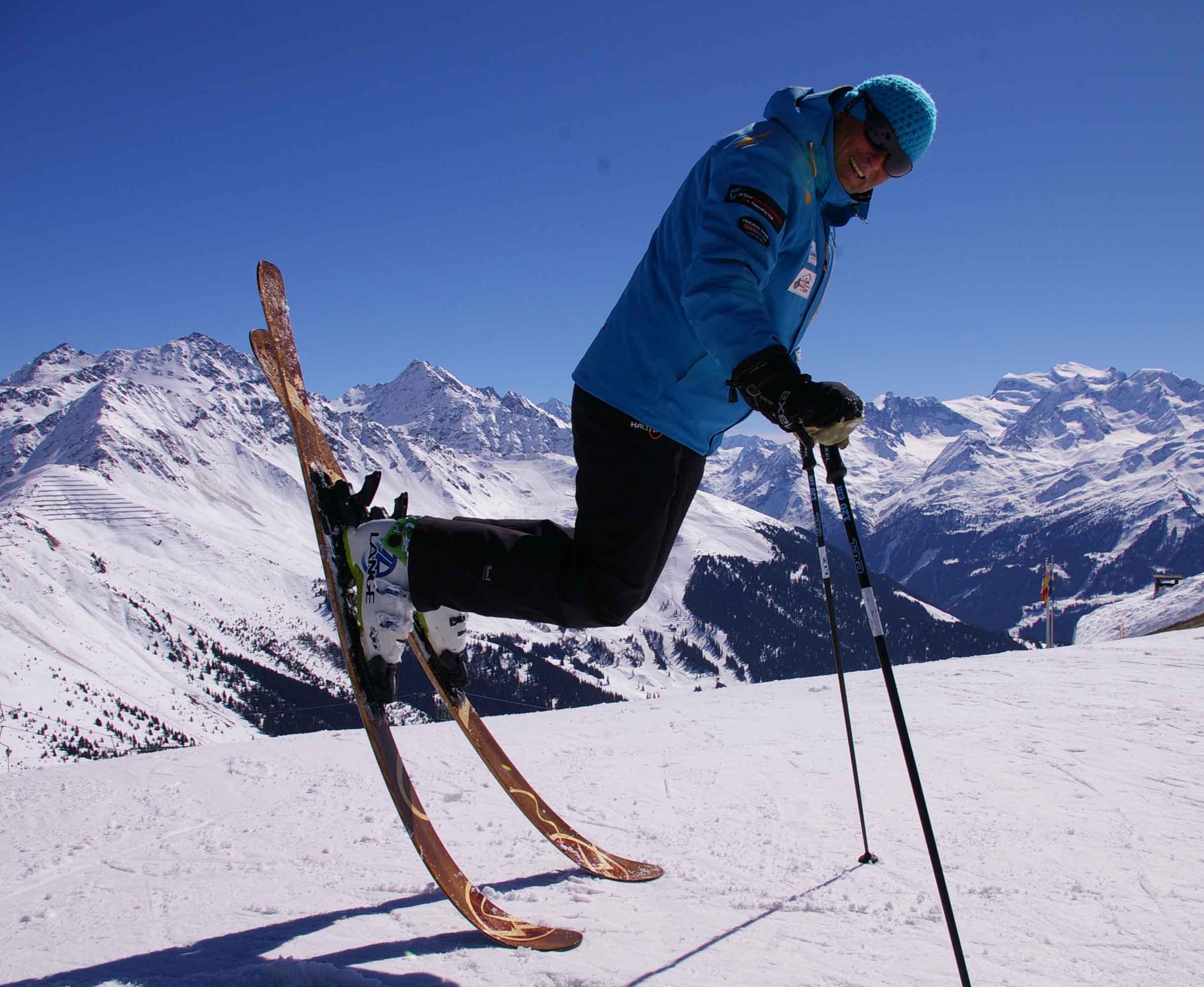 008 Amon Dava ski bois thierry