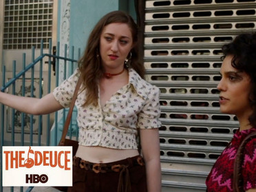 The Deuce, Episode 207 'The Feminism Part' airs