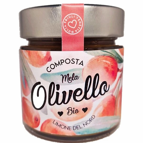 Composta olivello spinoso e mela L