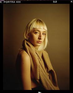 Portrait of Matilde