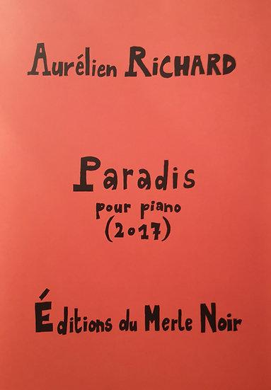 RICHARD - Paradis