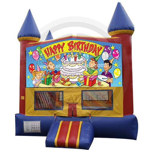 Birthday Castle
