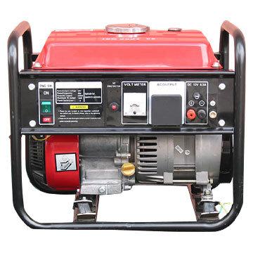 Generators with Gasoline