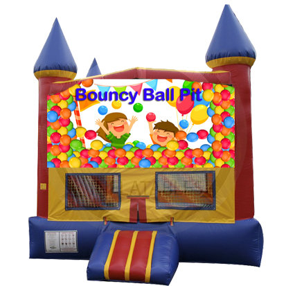 Bouncy Ball Pit
