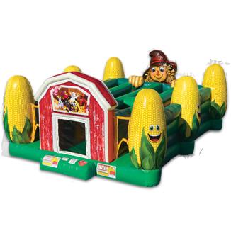 Kiddie Corn Maze