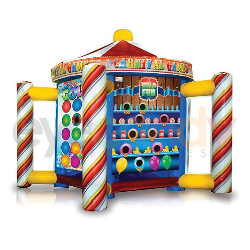 Carnival Game Midway 5-in-1