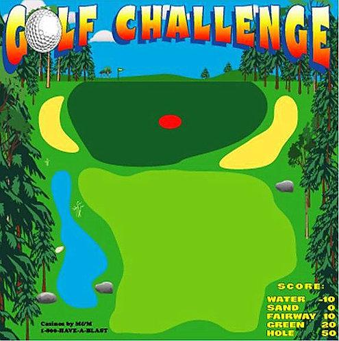 Golf Challenge Frame Game