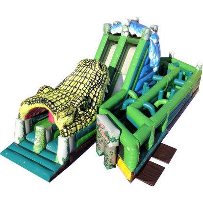 Lost Jungle Alligator
