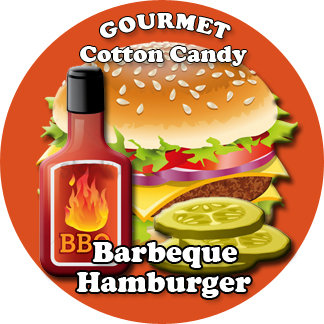 Barbeque Hamburger