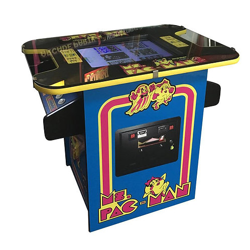 Arcade Game Table - Pac Man