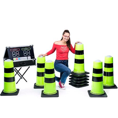 Interactive Cones & Scoreboard