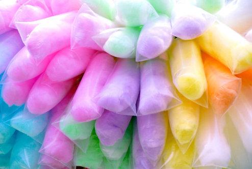 Cotton Candy Machine - Festive Flavors!