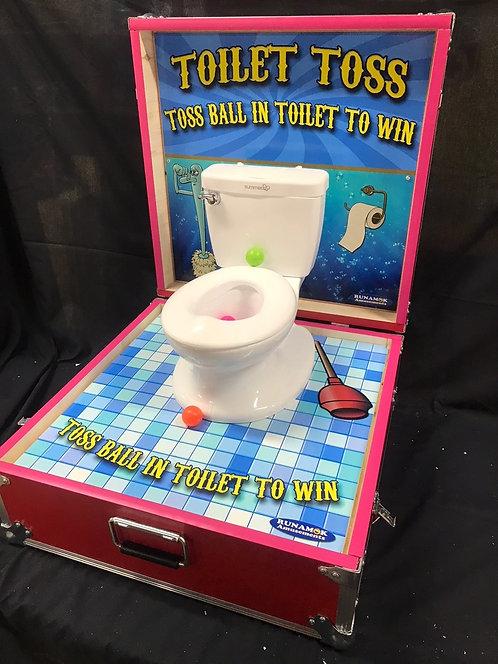 Toilet Toss