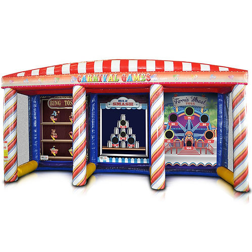Carnival Game Midway 3-in-1