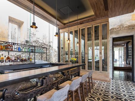 REVISTA MUROS: Restaurante Ixi'im