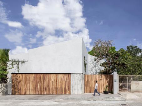 ARCHDAILY MEXICO: Casa PDC / Central de Proyectos SCP