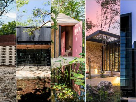 ARCHDAILY MEXICO: Ganadores de la XII Bienal de Arquitectura Yucateca 2018