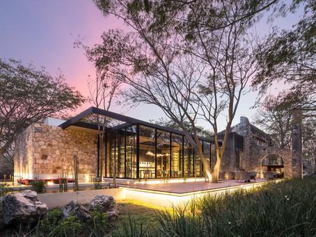 ARCHDAILY MEXICO: Restaurante Ixi'im / Central de Proyectos SCP