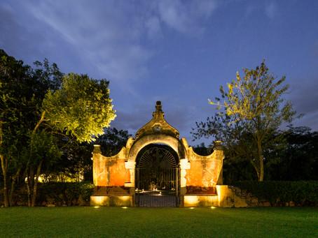 REVISTA AMBIENTES: Hotel Chablé Resort & Spa