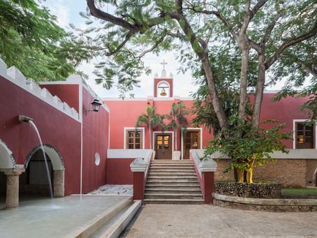 REVISTA MUROS: Hacienda Chablé