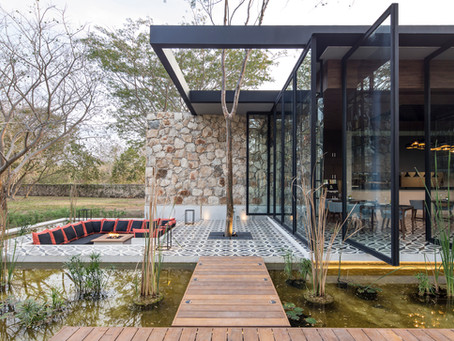ARCHDAILY MEXICO: Ganadores XV Bienal Nacional e Internacional de Arquitectura Mexicana 2018