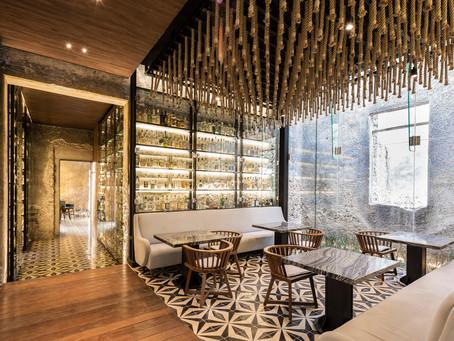 REVISTA LANDUUM: Restaurante Ixi'im: Deleitando los sentidos