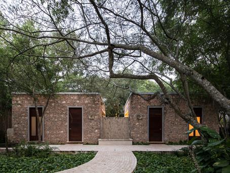 ARCHDAILY MEXICO: Restauración Hotel Chablé Resort / Central de Proyectos SCP