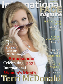 Terri McDonald Women´s Month magazine
