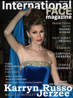 Karryn Russo magazine