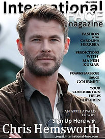 Chris Hemsworth Cover A copia.jpg