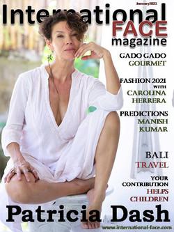 Patricia Dash magazine