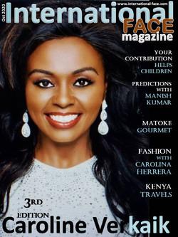 Carolina Verkaik magazine III