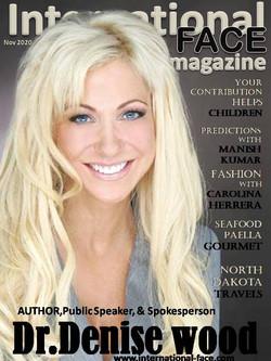 Denise Wood magazine