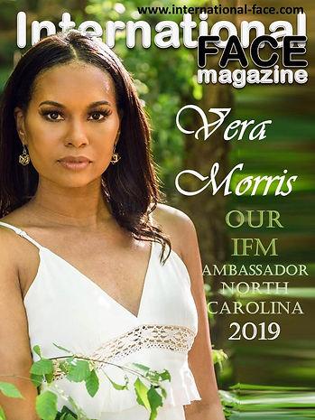 new tips IFM 2019 ambassadors Vera A cop