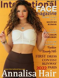 Annalisa Hair magazine