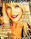 Claudia Aznar magazine