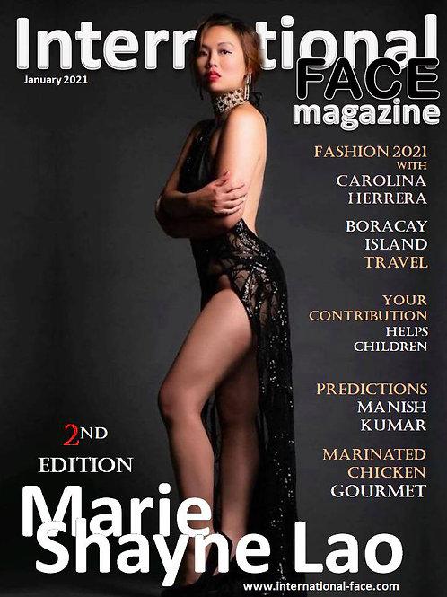Marie Shayne Lao magazine II