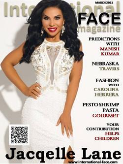 Jacqelle Lane magazine QR