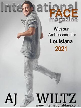 AJ Wiltz Ambassador 2021 cover A copia.j