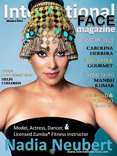 Nadia Neubert magazine I